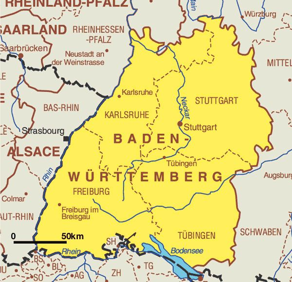 587 best German Maps and flags images on Pinterest Germany Maps