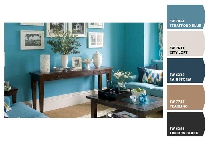Dudas de ltima hora con color de paredes nepal intermedio - Paleta de colores para paredes ...