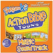Peter, James And John In A Sailboat - Split Track (Action Bible Toons Music Album Version)  [Music Download] -               By: Thingamakid