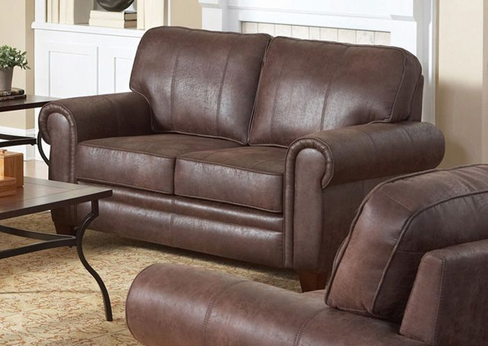 Dining Room Sofa Seating Bentley Brown Love Seat Price