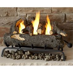 perfect option for the non-working fireplace!