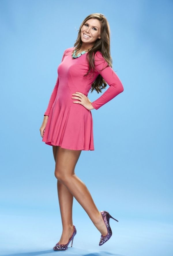 Meet Big Brother 17 houseguest Audrey Middleton. Pin or Like if you're rooting for Audrey this season.