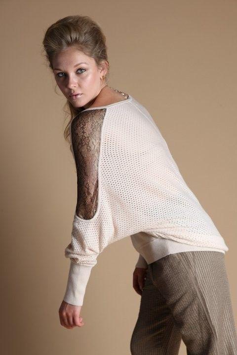 Кружевной декор (трафик) / Кружево / Модный сайт о стильной переделке одежды и интерьера
