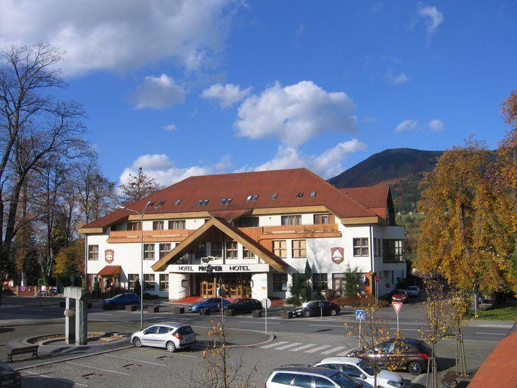 Hotel Prosper - Čeladná www.hotel-prosper.cz Hotel 4*