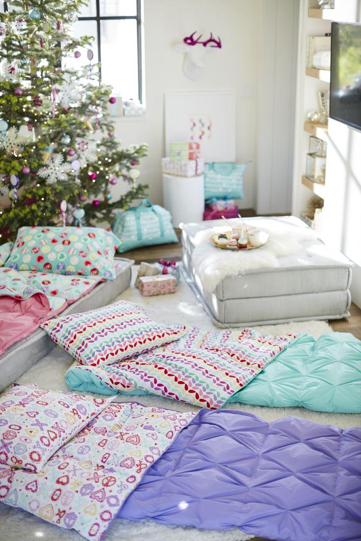 Christmas Slumber Party Ideas Part - 36: Hello Slumber Party!