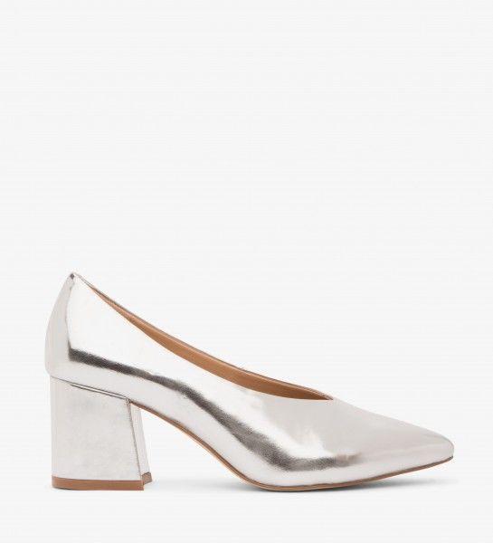 SIBYL - SILVER - klass city - shoes