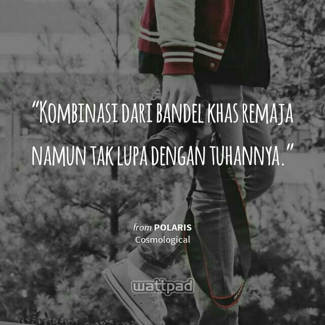 #wattpad #indonesia #quotes #polaris #cosmological