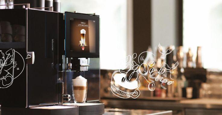 FRANKE coffee systems main image FM850 fully automatic make it wonderful 2000x781px