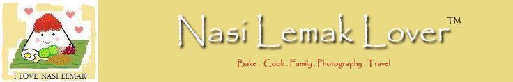 Nasi Lemak Lover. Ming xiang bing , mug bean biscuit.