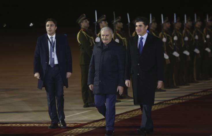 Την αποφασιστικότητα της Τουρκίας για λύση ανέφερε ο Γιλντιρίμ στον Έιντε