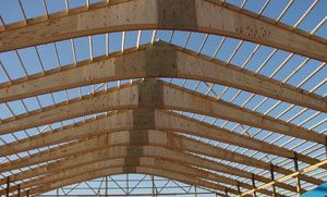 Anyone Used These Trusses For A Pole Barn Before Great