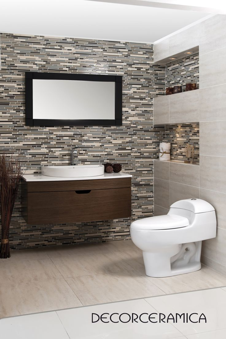 Ambiente TRAVERTINO de KLIPEN PORCELANATO