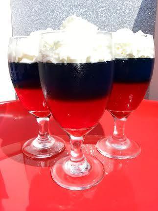 july 4th jello desserts