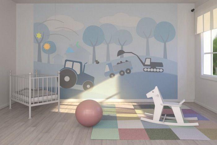 ...  Kinderen slaapkamer, Koningklijke babykamers en Kinderkamer