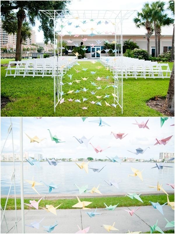 DIY paper wedding Sunday Romance Photography 4