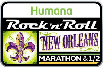 New Orleans Rock 'n' Roll Marathon, Half Marathon, Relay & 10K Races 2016