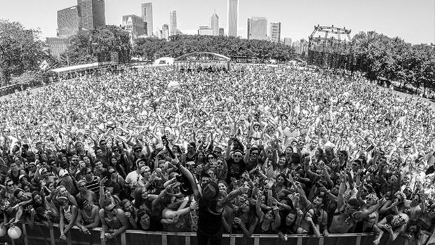 Lollapalooza 2014 Pushes First Live Stream