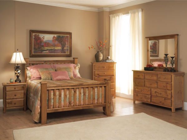 Amazing Pine Bedroom Furniture