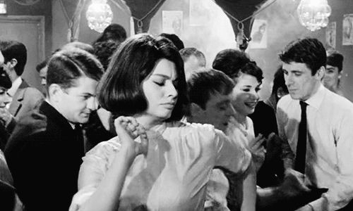 """jacquesdemys: """" Sophia Loren in Five Miles to Midnight (1962) """""""
