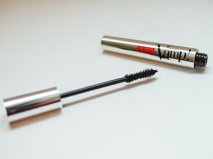 PUPA Milano Vamp! mascara review MONICAINESSENCE