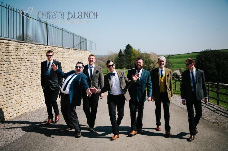 wedding shot at Kingscote Barn Gloucestershire http://www.christyblanch.com/?p=5625