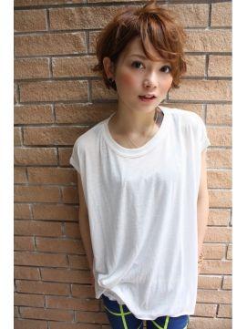 かわいい巻き髪ショート♡ヘアスタイルの参考に♡20代の髪型のカットやアレンジのアイデア!