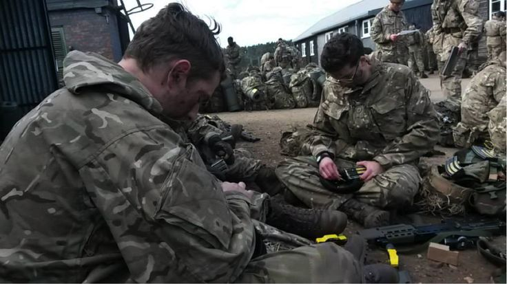 How joining the army reserves whilst at university can boost your employability