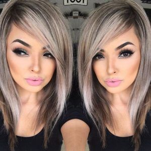 Love the color but I'd never cut my hair that short