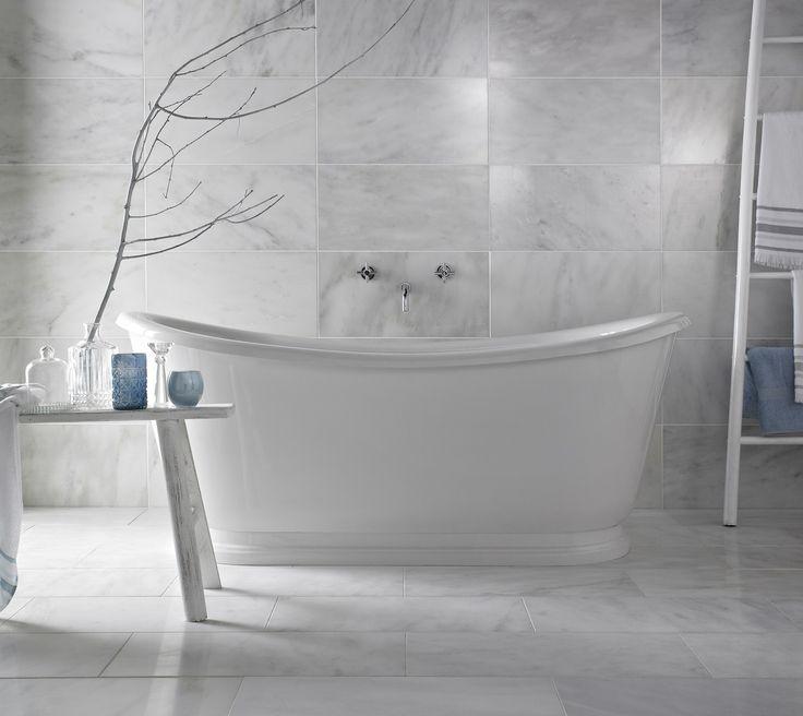 Misty Fjord Ideas For The House Marble Bathroom Floor