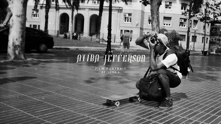LET US ROAM - Atiba Jefferson on Vimeo