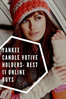 Smart Working is Hard Working: Yankee Candle Votive Holders- Best 11 Online Buys