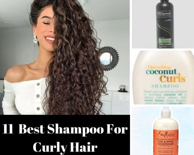 11 Best Shampoo For Curly Hair Sulfate Free In India 2019