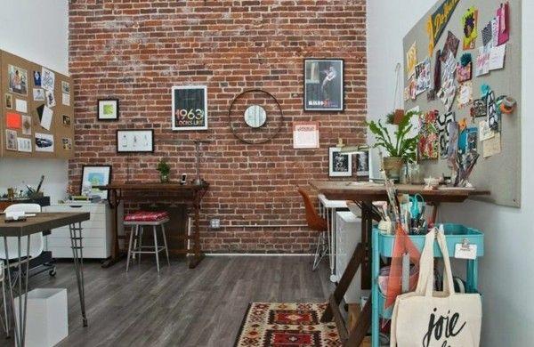 die besten 25 akzentwand ideen auf pinterest holzwand. Black Bedroom Furniture Sets. Home Design Ideas