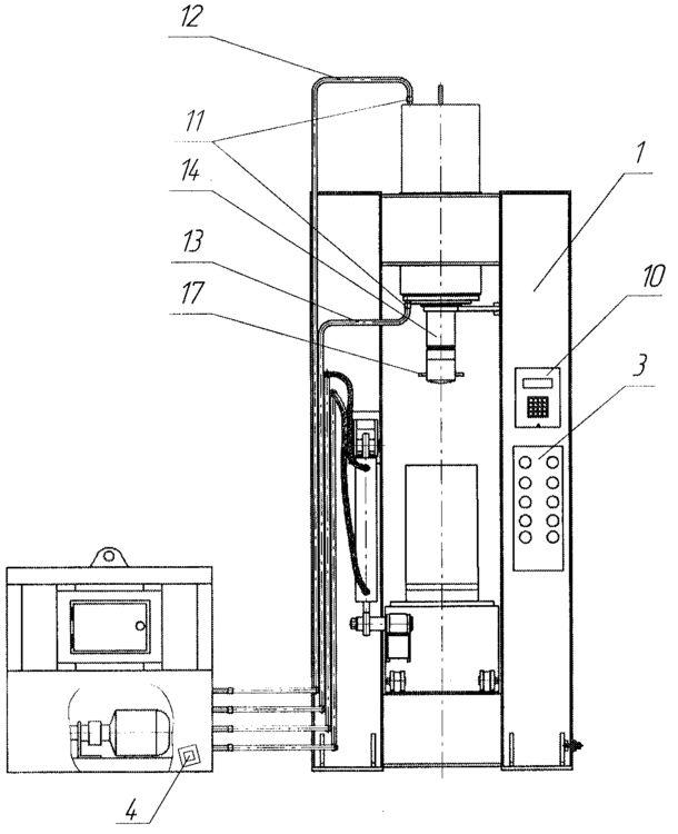 Патент на полезную модель № 61033 | ОАО Научно-Исследовательский Институт Железнодорожного Транспорта