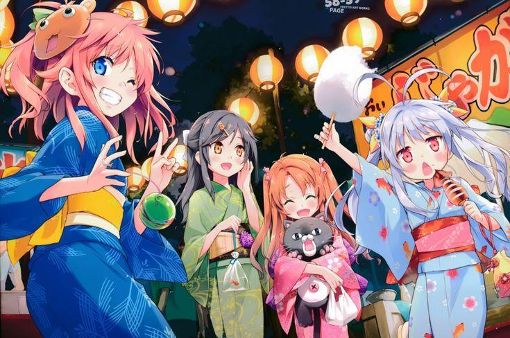 Download 2560x1700 non non biyori ichijou hotaru