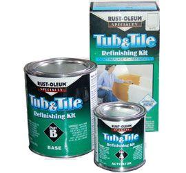 Home Dzine Re Or Paint Cast Iron Ceramic Porcelain Bathtub Sink Homestead Pinterest Bathroom And