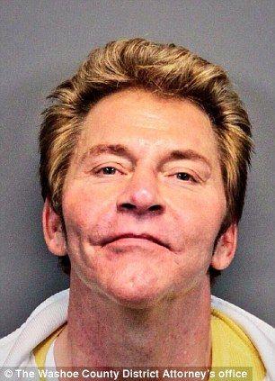 Scott Thorson arrested after failing drug test