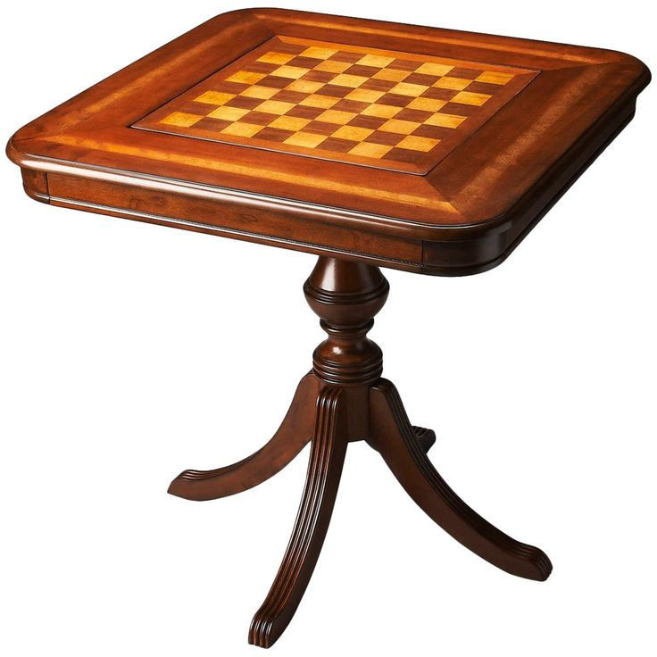 Butler Masterpiece Morphy Antique Cherry Game Table