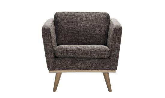 Très beau fauteuil profond qui rend hommage aux années 50, sans rien sacrifier…