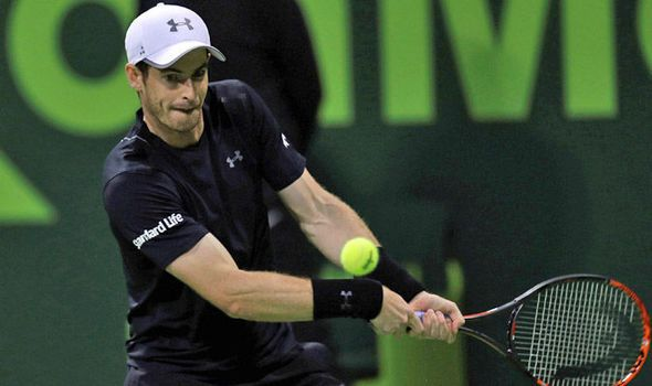 Qatar Open: Andy Murray reaches semi-finals after victory over Nicolas Almagro