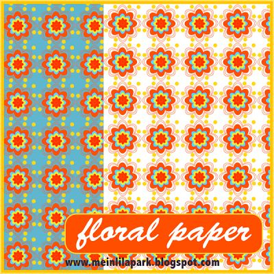 FREE #printable pattern #scrapbooking and fun #paper ♥