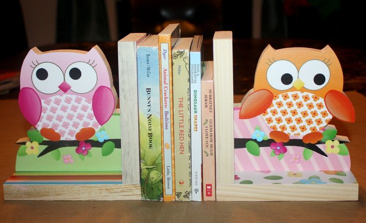Owls Love Birdies Girls Nature Kids Bedroom Baby by ToadAndLily