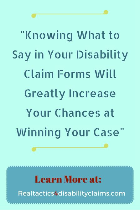 Do you really know how to complete your disability claim forms? They may look easy but the wrong answer may cost your claim. Learn how to fix them and win. social security benefits, social security denial, how to file for disability, how to file for social security