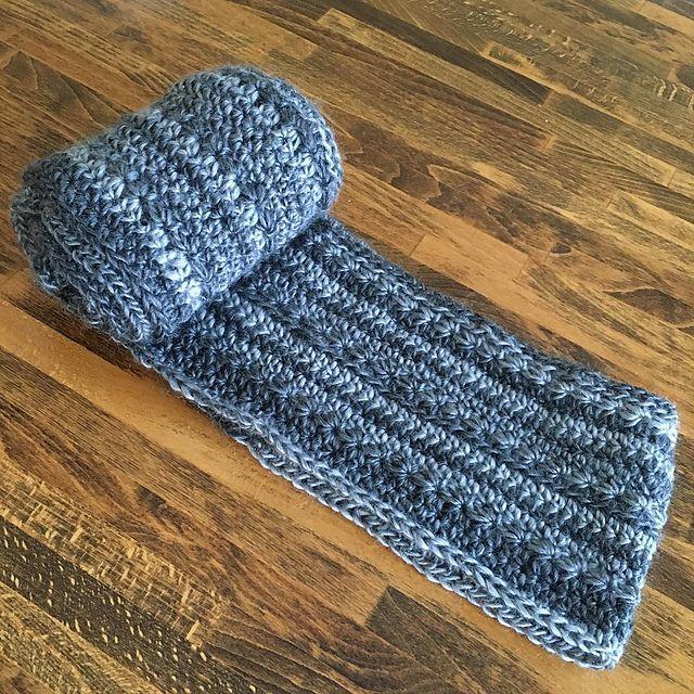Mejores 92 imágenes de crochet scarf en Pinterest | Ganchillo libre ...