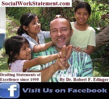 Dr. Robert F Edinger, Social Work Admissions Specialist