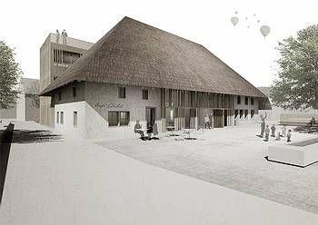 WB DAH_Erneuerung und Erweiterung Dahlihaus, Hausen architektur herrigel schmidlin sia