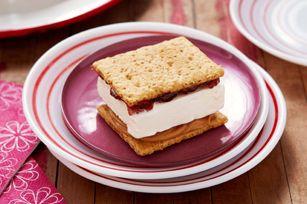 PBandJ Ice Cream Sandwiches recipe