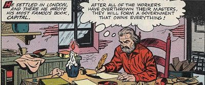 Κρυφές αδυναμίες: Αντικομμουνιστικά κόμικ, μέρος τρία. Το πρόβλημα με το σοβά.