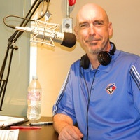 Tim Langton, Toronto Blue Jay PA announcer & my brother