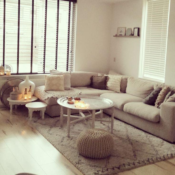 25 beste idee n over marokkaanse woonkamers op pinterest arabische decor marokkaanse - Kamer deco stijl ...